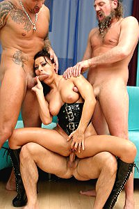 luxury group-serving whore